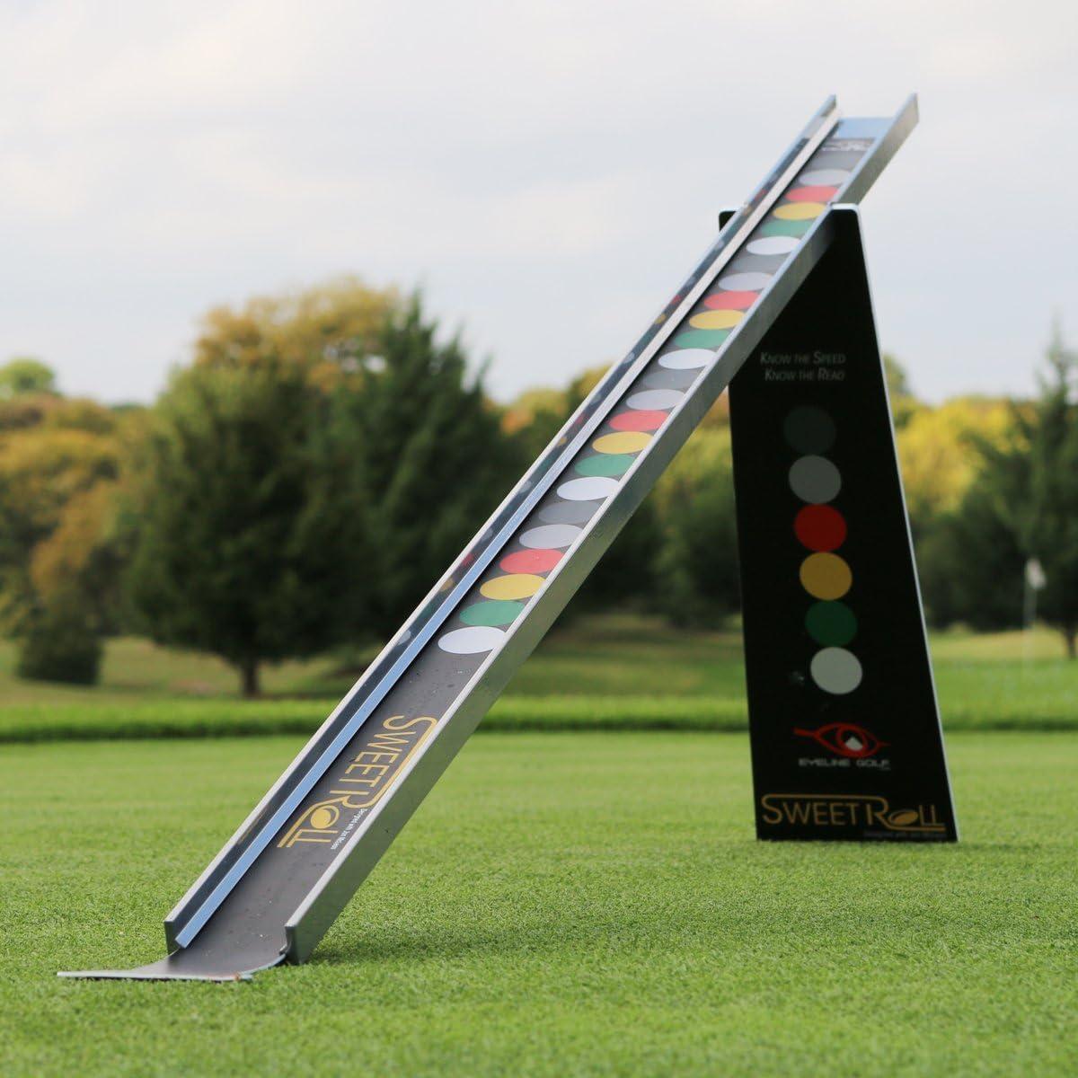 EyeLine Golf - スウィートロールレールパッティングトレーニングシステム