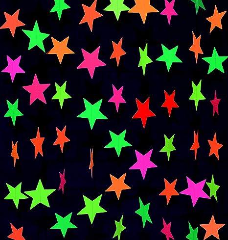 Amazon.com: Midnight Glo - Guirnalda de luces negras para ...