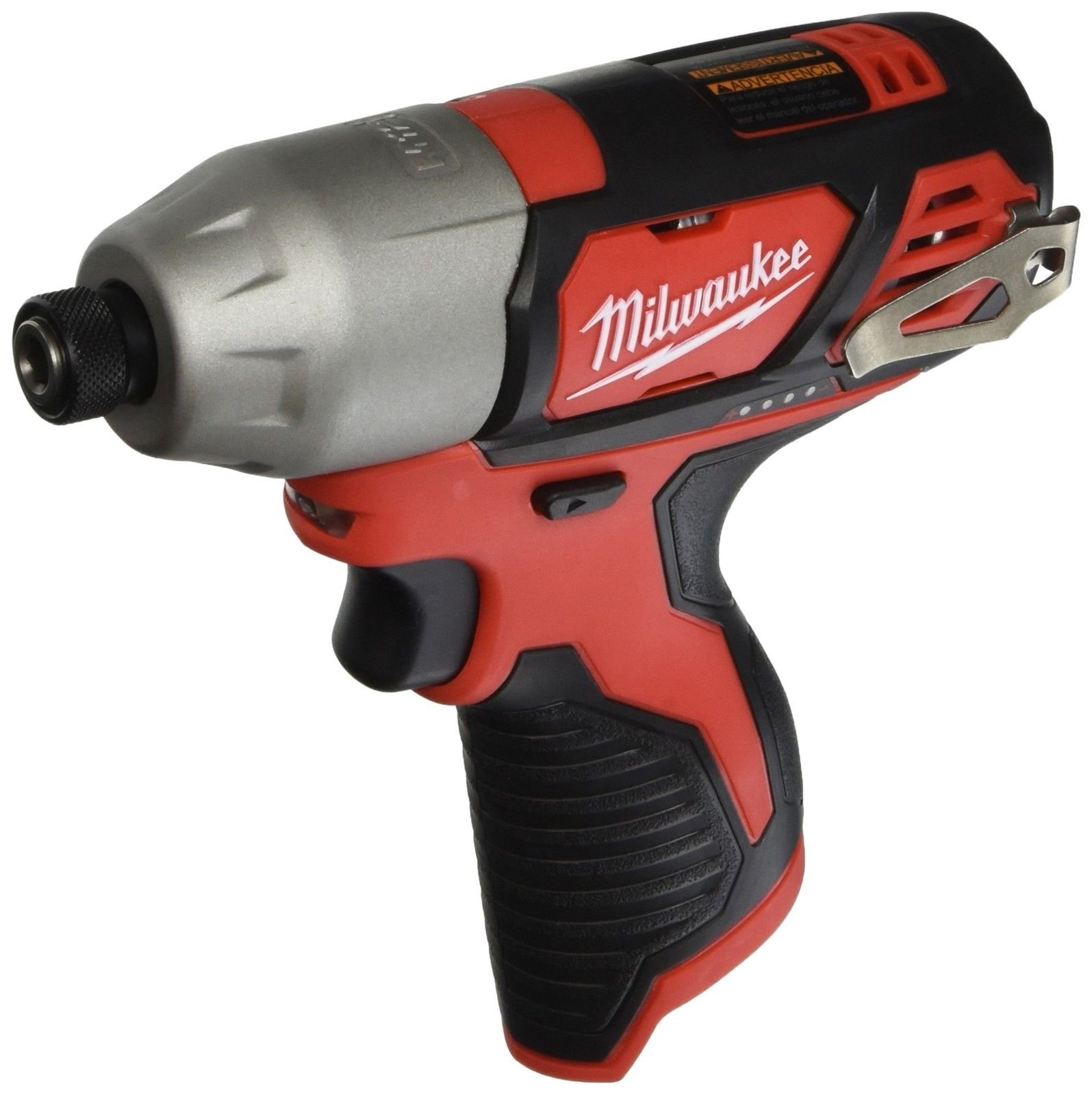 Milwaukee 2462-20 M12 1/4 Hex Impact Driver - Bare -by# gbb_power, #UGEIO63282144333752