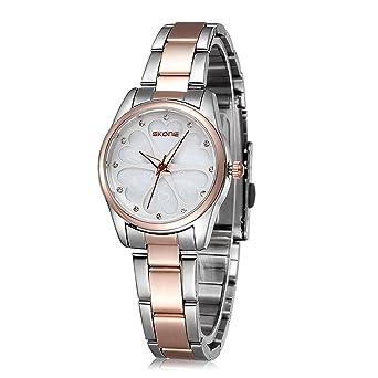 Amazoncom Ladies Waterproof Stainless Steel Wrist Watch for Women