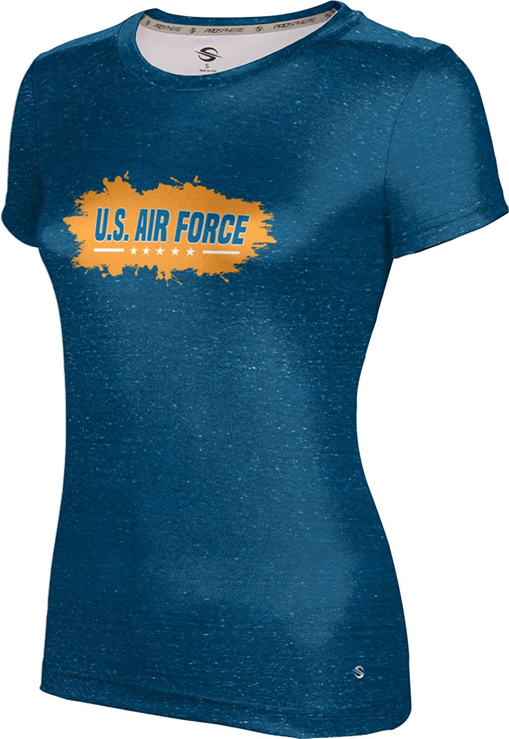 ProSphere Women's U.S. Air Force Military Heather Tech Tee