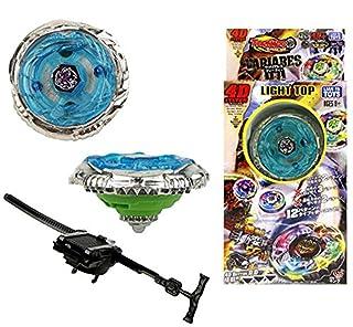 Ostern Weihnachten JIAJIA YL 2 St/ück Kampfkreisel Set 4D Fusion Modell Metall Masters Beschleunigungslauncher Speed Kreisel mit Basis-Arena Geburtstag Jahr Kinder Spielzeug Kindertag