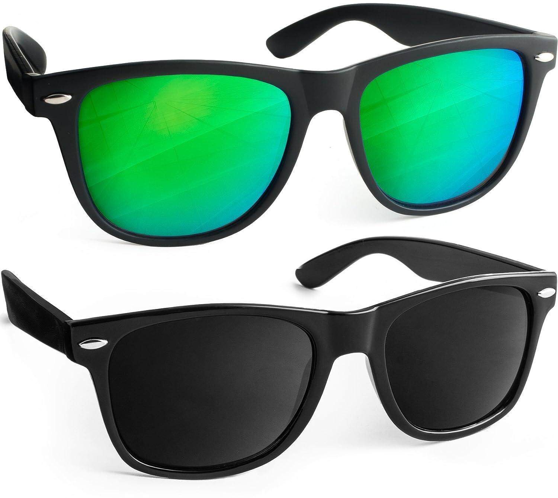 UVprotect Sonnenbrille Design UV400 W02FSet: Amazon.de: Bekleidung