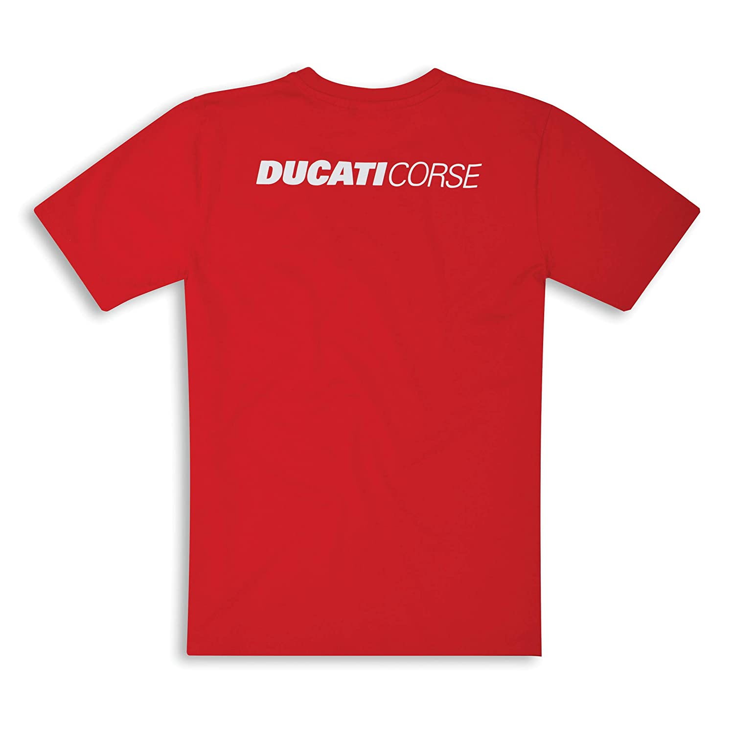 Ducati Corse DC 19 Graphic Net Short Sleeved T-Shirt