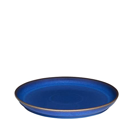 Denby Imperial Blue Coupe Dinner Plate Royal Blue  sc 1 st  Amazon.com & Amazon.com: Denby Imperial Blue Coupe Dinner Plate Royal Blue ...