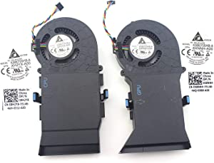 Original New for Dell Alienware Alpha R2 06XNNH CPU & GPU Cooling Fan 1 Pair