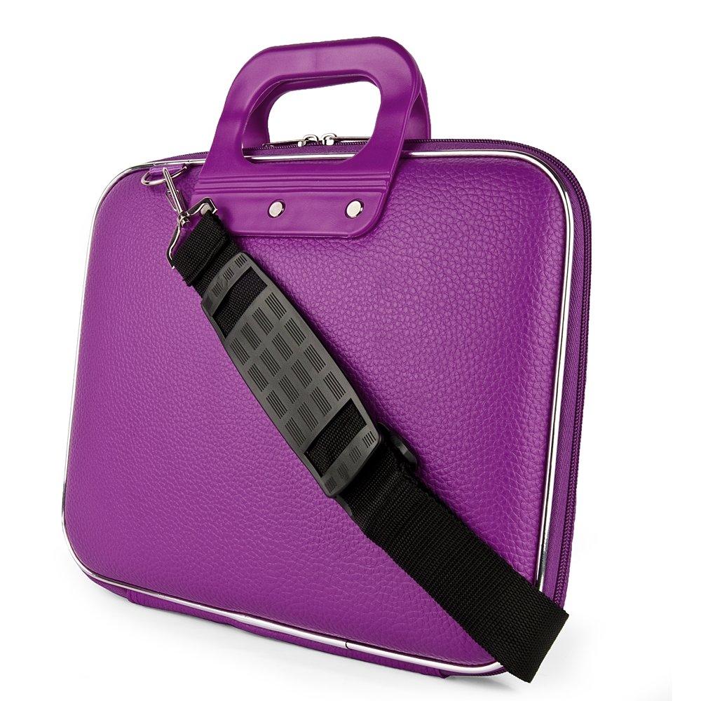 Plum Acer Chromebook / Cloudbook 11-Inch / Acer Switch Alpha 12 Inch Laptop Case Shoulder Bag Briefcase outlet