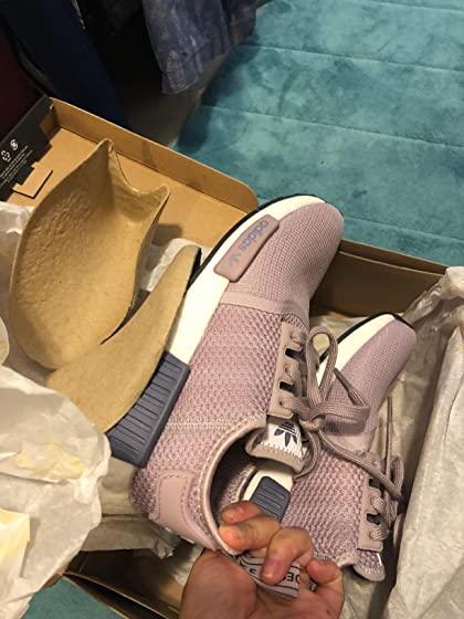 adidas Originals Women's NMD_r1 Running Shoe I order shoes  I want come perfect not missing part like this.