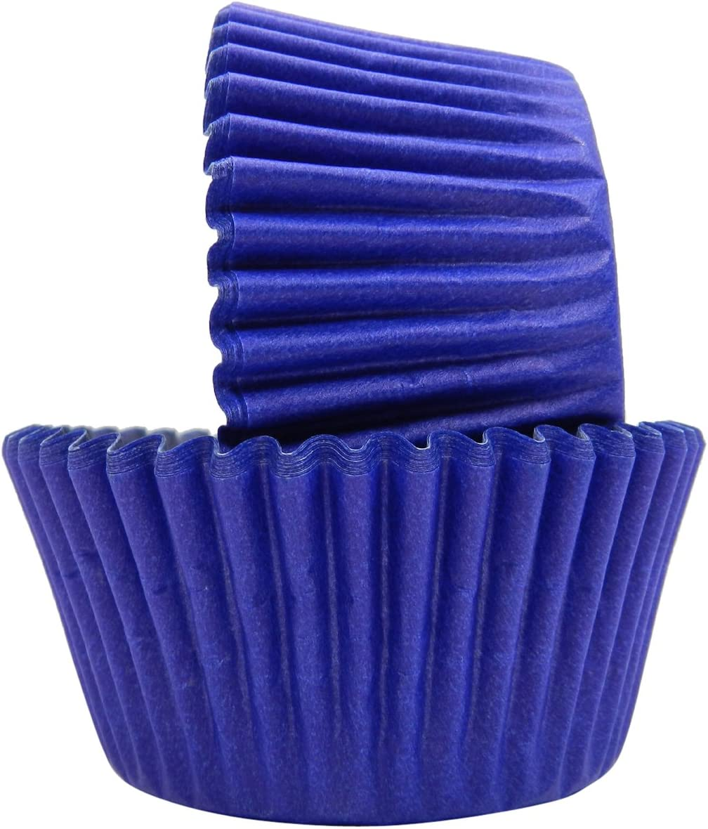 Regency Wraps Greaseproof Baking Cups 40-Count Standard Inc Solid Yellow 55560
