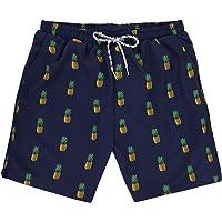 Zando Quick Dry Bathing Suit Swim Shorts Mens Swim Trunks Men Beach Short with Pocket Swimming Trunks for Men
