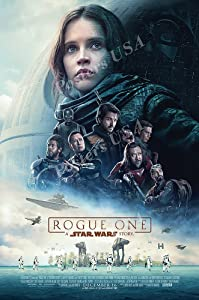 "Posters USA - Star Wars Rogue One Movie Poster GLOSSY FINISH - MOV349 (24"" x 36"" (61cm x 91.5cm))"