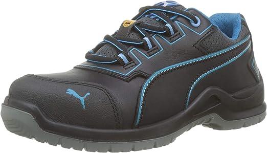 Puma 644120.40 Damen SicherheitsschuheNiobe Blue Low S3