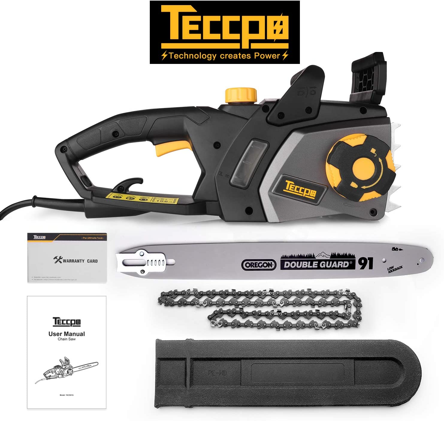 TECCPO TACS01G Chainsaws product image 7