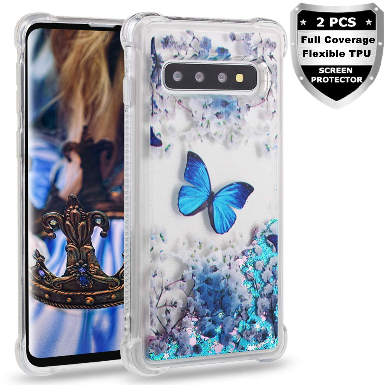 Funda Para Samsung S10 Glitter Aumiau (7qygm1m8)