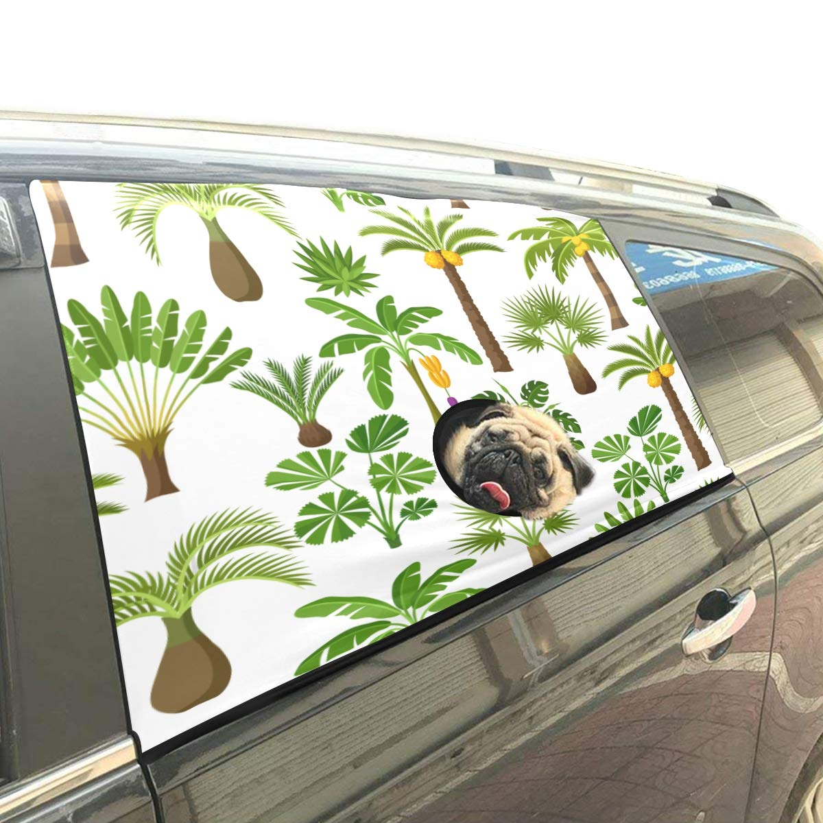 Amazon com : Date Palm Tree Pet Dog Safety Car Part Vehicle