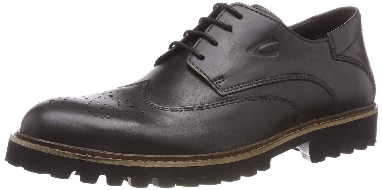 camel active University 21, Zapatos de Cordones Brogue para Hombre