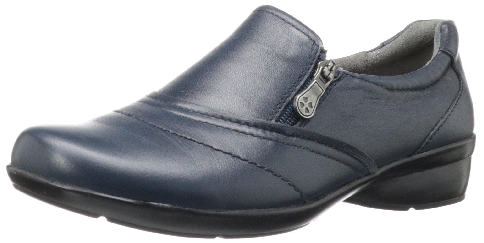 Naturalizer Women's Clarissa Slip-on Shoe,Navy,9.5 W US