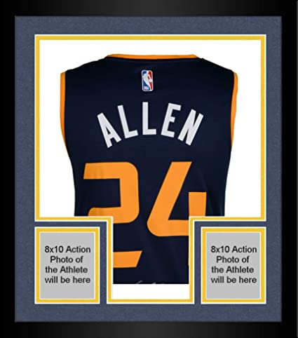 f0b4b3cc Framed Grayson Allen Utah Jazz Autographed Fanatics Blue Fastbreak Jersey -  Fanatics Authentic Certified at Amazon's Sports Collectibles Store