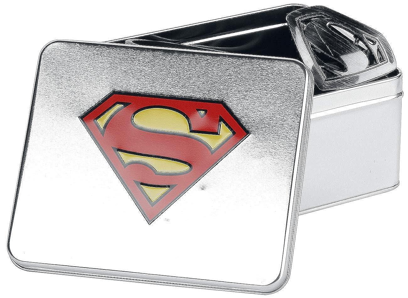 9d6517a0ed8 Superman Superman Metal Buckle Ceinture Standard  Amazon.fr  Vêtements et  accessoires