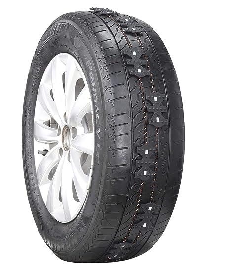 SAILINE 2018 Cadenas de Nieve para desagüe de neumáticos, para Coches de pasajeros, Pastillas