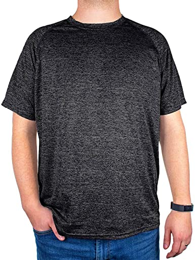 cuello redondo Camisetas b/ásicas para hombre de algod/ón /Ökotex pack de 5 unidades