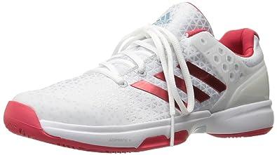 adidas performance donne s adizero ubersonic 2 w scarpa da tennis bianchi