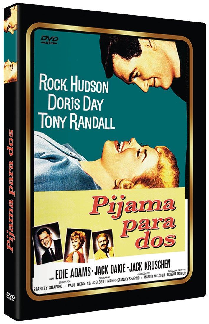 Pijama Para Dos [DVD]: Amazon.es: Rock Hudson, Doris Day, Tony Randall, Edie Adams, Jack Oakie, Jack Kruschen, Ann B. Davis, Delbert Mann: Cine y Series TV