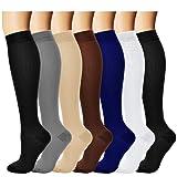 Bluemaple Compression Socks for Women and Men, Best