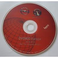 DVD Original GPS Europa Opel 2018-2019 CD500 DVD800 - MY11
