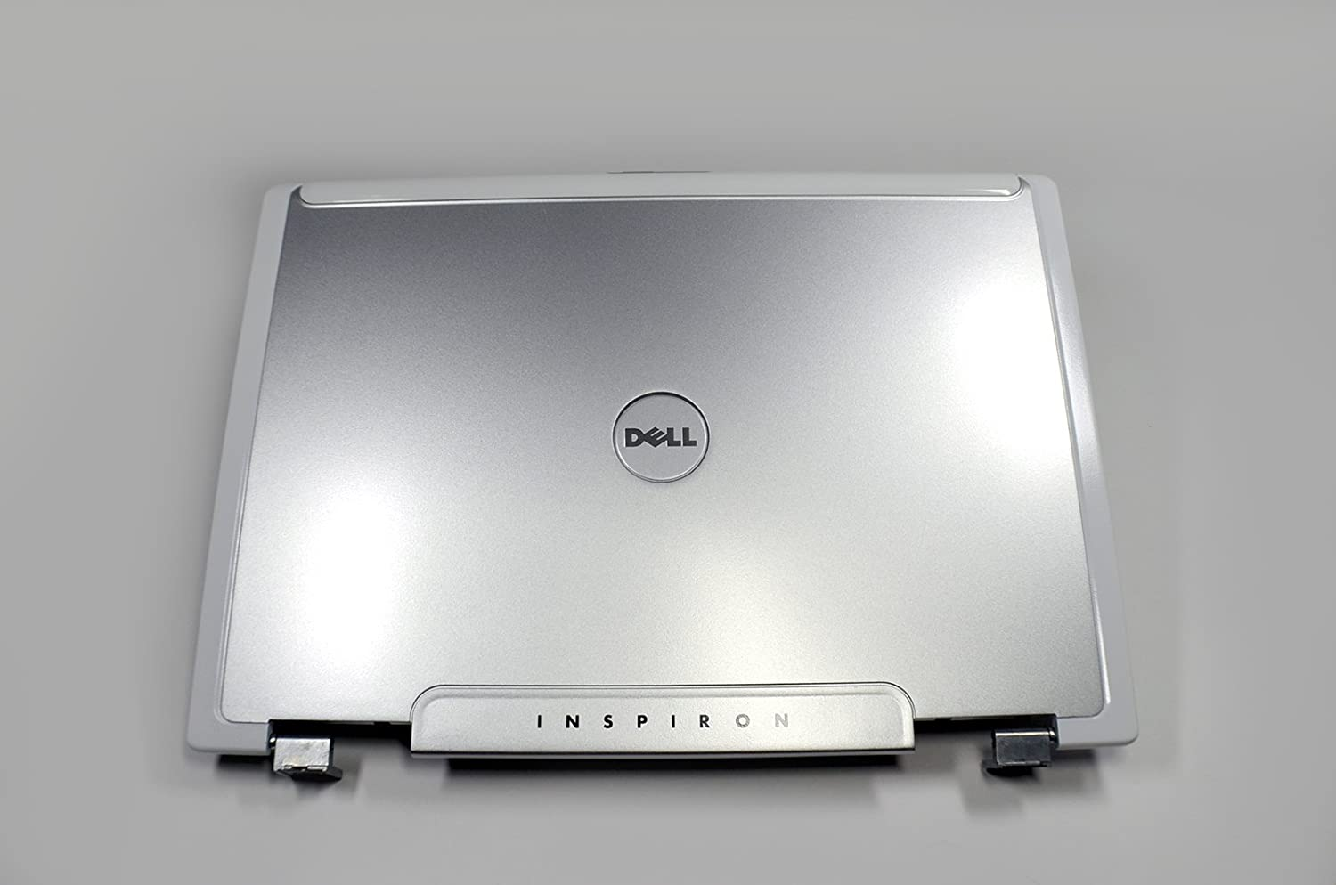 Dell New Genuine OEM Inspiron E1705 9400 LCD Rear Back Top Cover W/Hinge LCD LID DF050 Monitor Screen Panel Housing Enclosure Assembly
