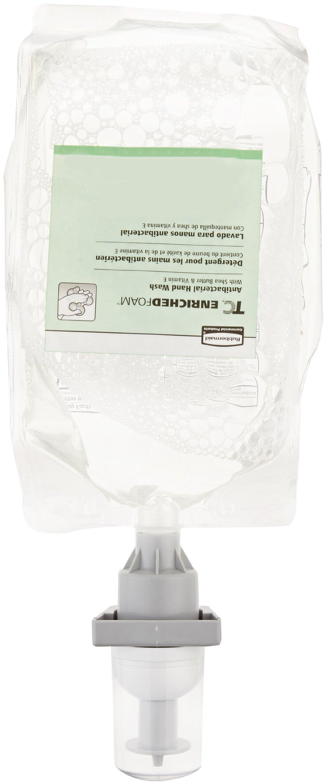 Rubbermaid 3486573 Enriched Foam Antibacterial Hand Wash E2, 1300mL Refill