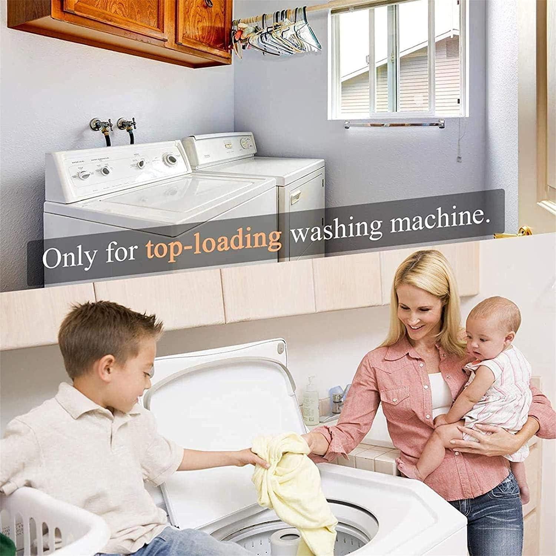 Haushalts wiederverwendbare Waschmaschine Lint Mesh Bag 5PCS Floating Hair Filtering Mesh Removal Waschmaschine Wollger/ät