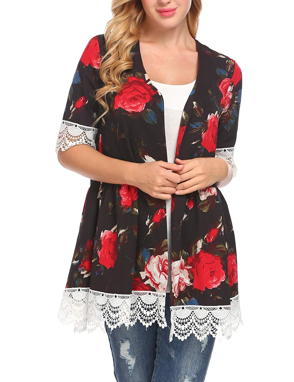 0e9db78a57 Top 10 wholesale Kimono Floral Print - Chinabrands.com