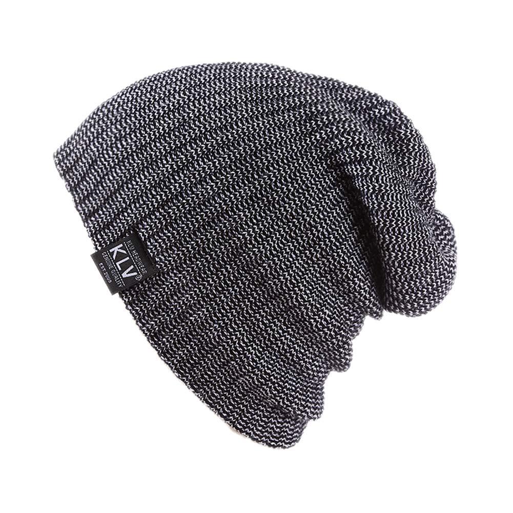 Oyfel Sombrero de Punto Bufanda de Invierno de Nieve Gorros Caliente Caza Calido Orejas Christmas Navidad 18X28cm