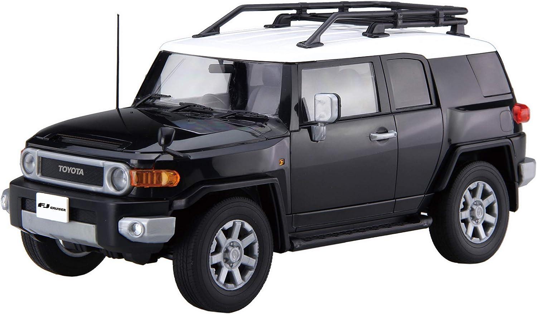 [XOTG_4463]  Amazon.com: Fujimi Model 1/24 car Next Series No.9 EX-1 Toyota FJ Cruiser  (Two-Tone Black) Color-Coded pre-Plastic Model Cars NX9EX-1: Toys & Games | 2007 Toyota Fj Cruiser Fuse Box |  | Amazon.com