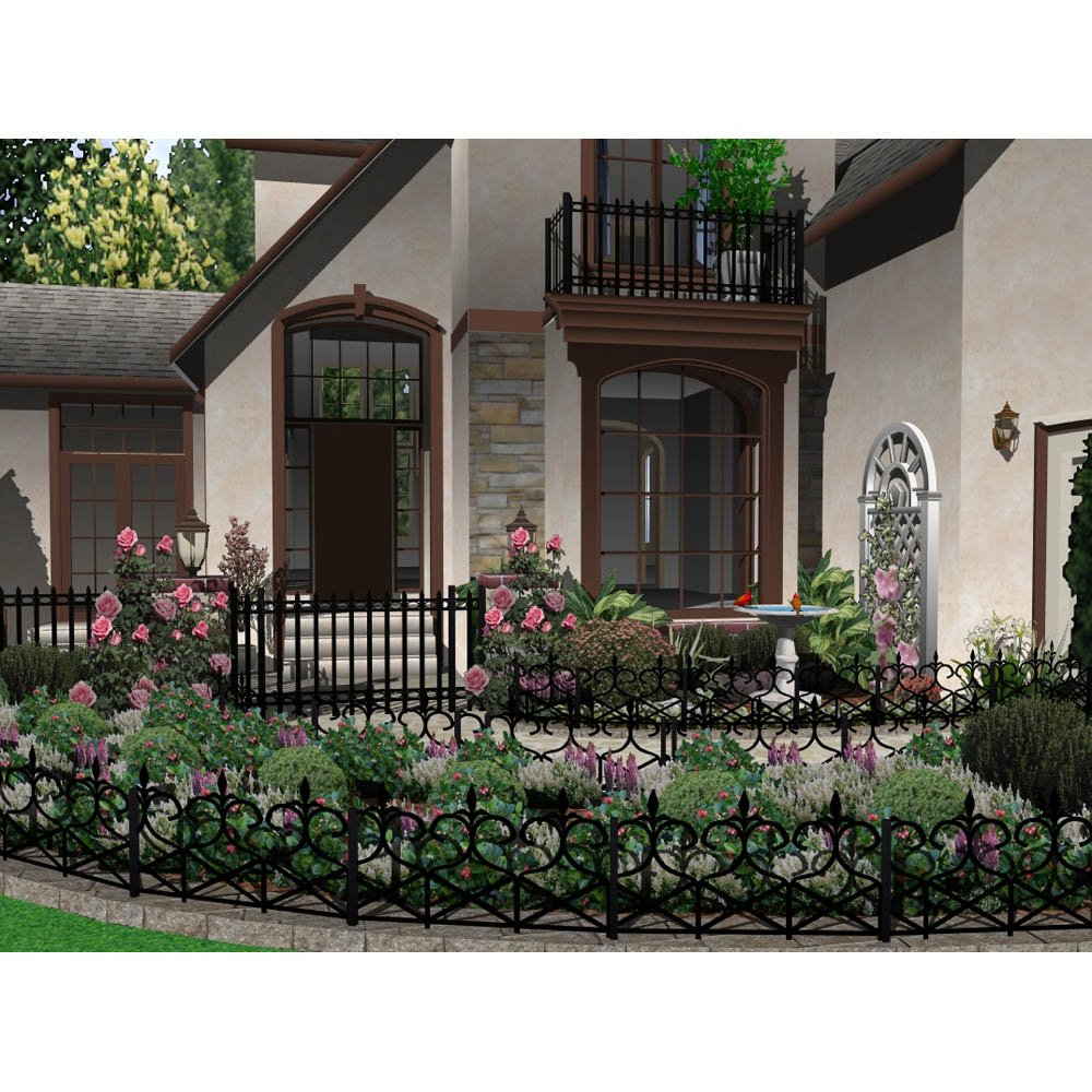 Punch home landscape design 17 5 download software for Landscape design computer programs