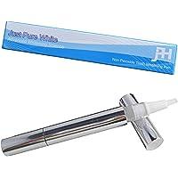 Just Pure Hut Zahnweiss Stift - Einfachen Zahnaufhellung - Absolut Frei Von Peroxiden - Vollkommen Natürliche Inhaltsstoffe - Schnellere und Sichtbarere Ergebnisse