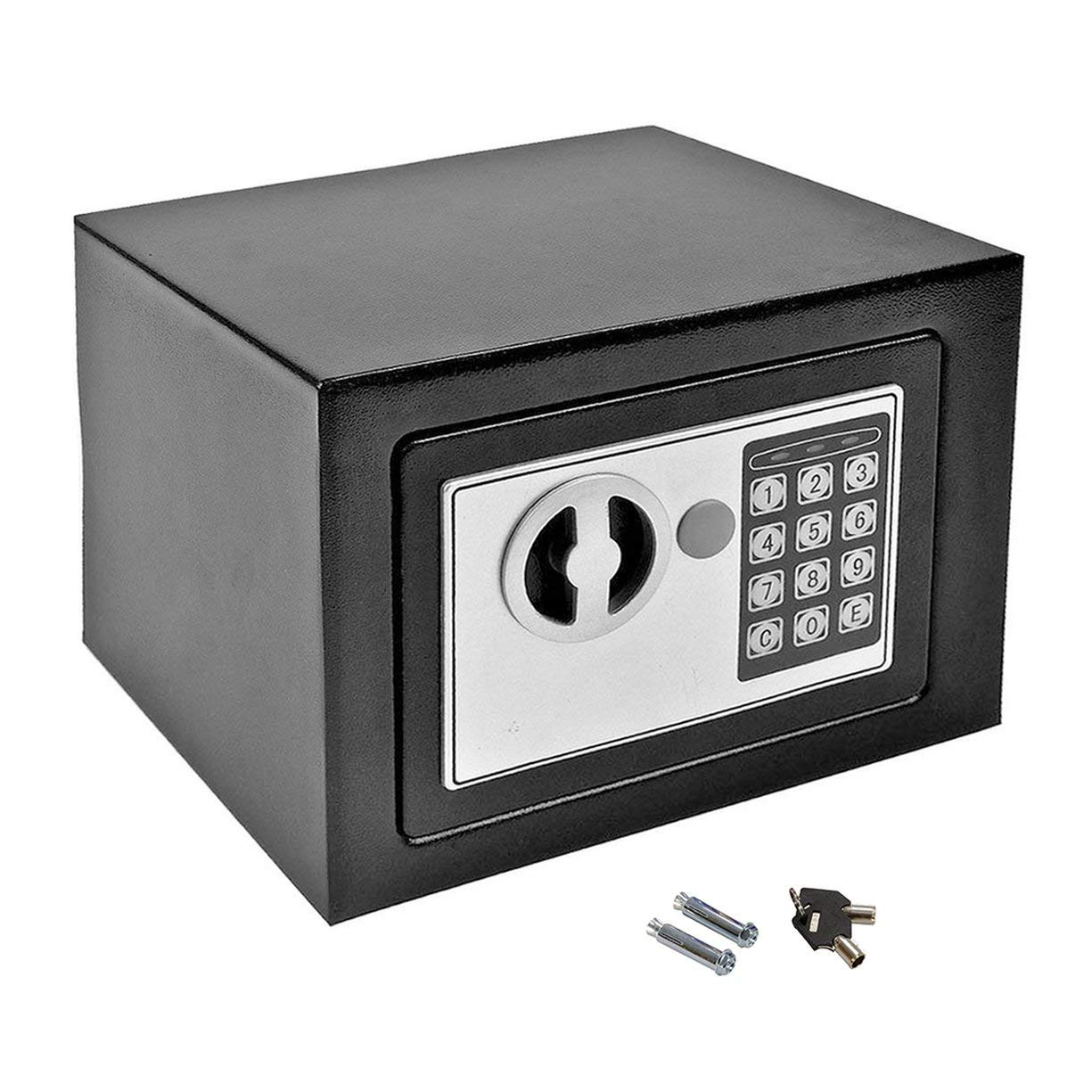 Durable Security Home Office Digital Electronic Safety Box Key Cash Personal Lock Deposit Money Box Mini Machine