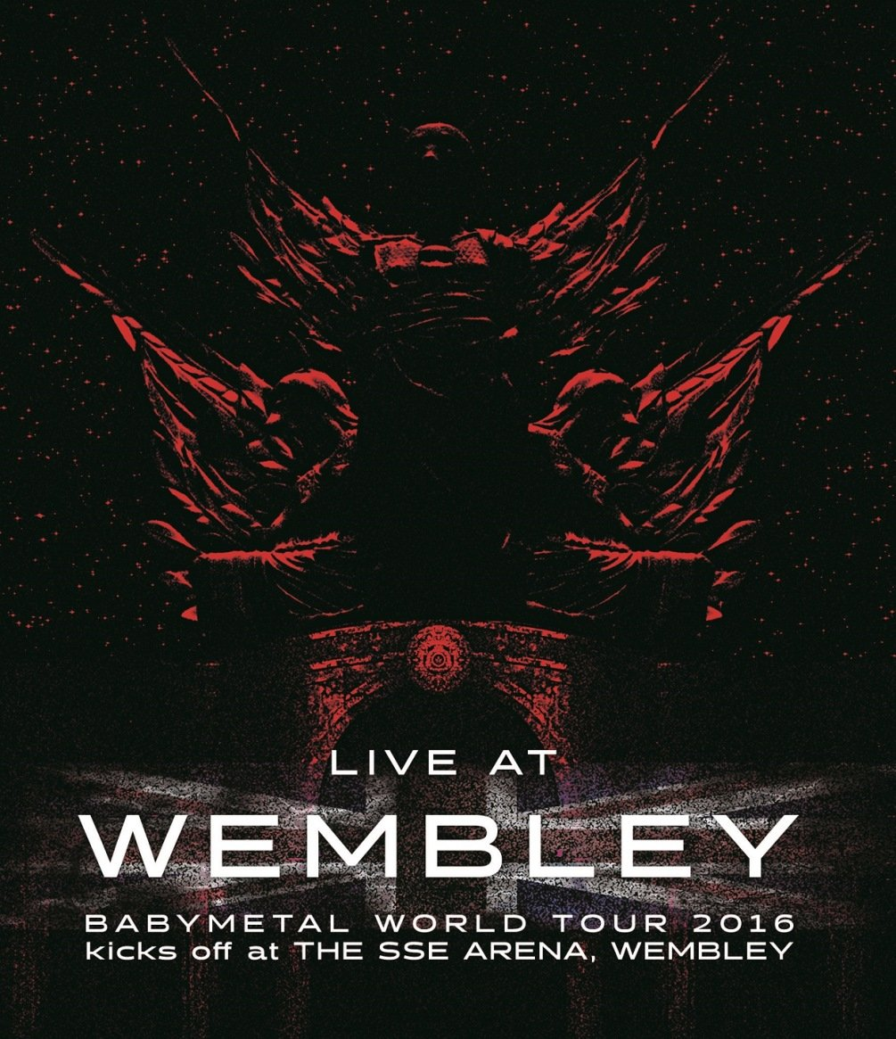 Blu-ray : Babymetal - Live At Wembley Arena: World Tour 2016 (Japan - Import)