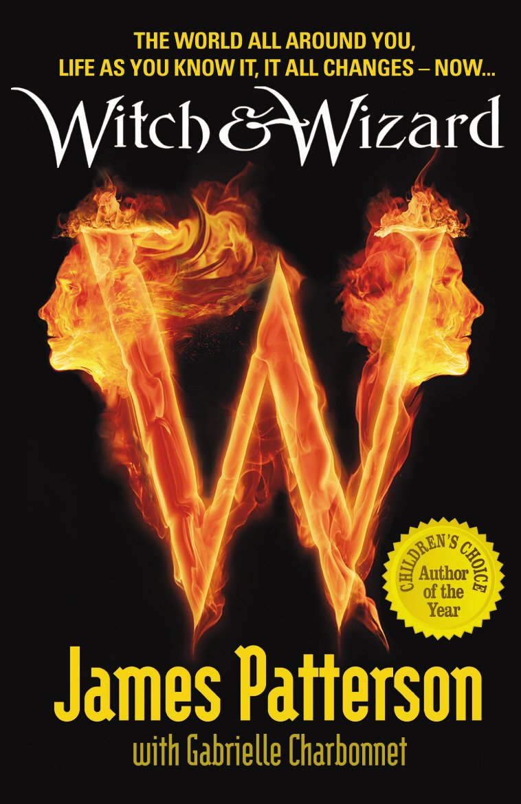 Witch Wizard Patterson Gabrielle Charbonnet