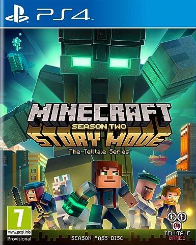 Minecraft: Story Mode - Season 2: Amazon.es: Videojuegos