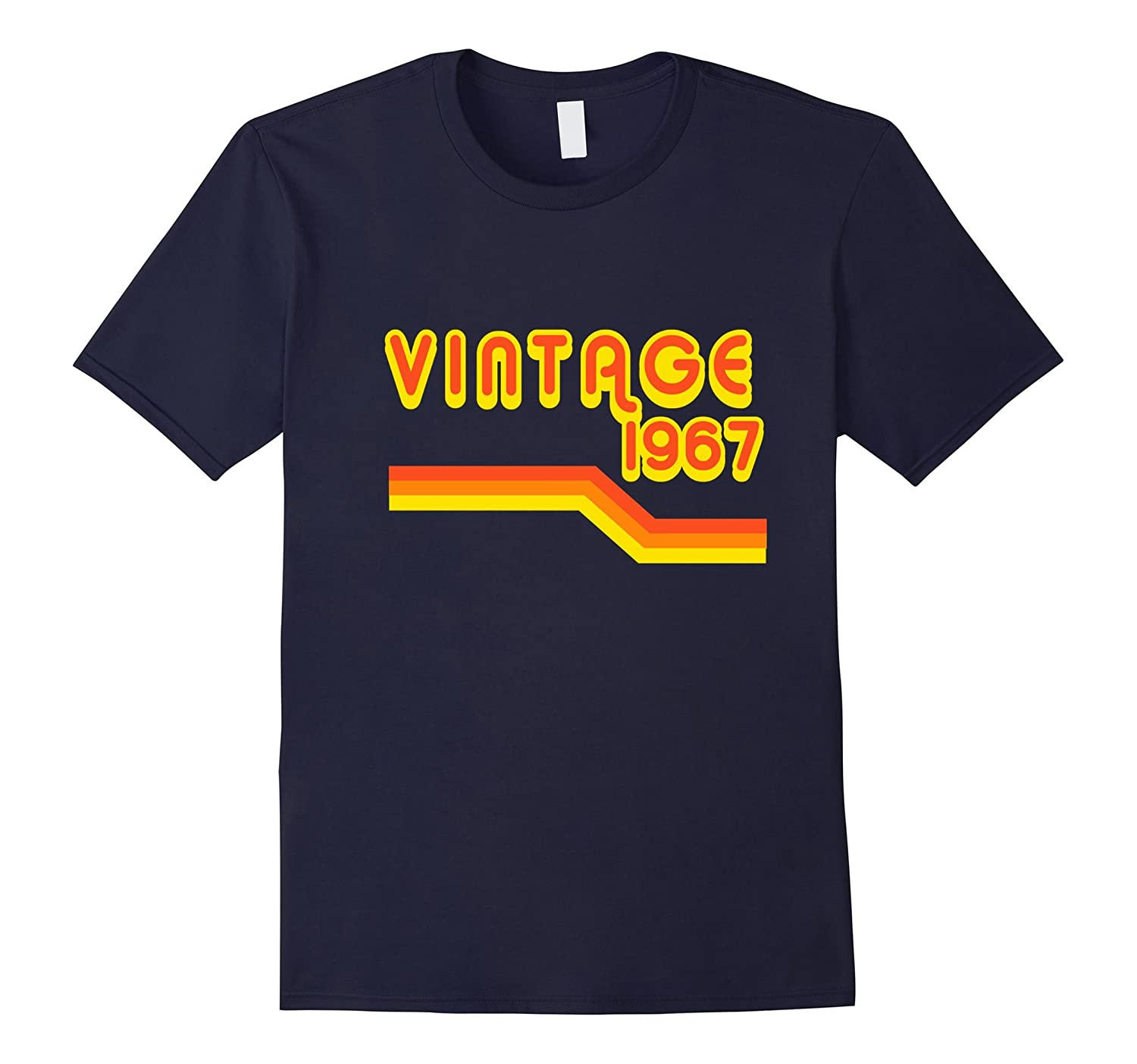 1967 Retro Pop Vintage T-Shirt 50 yrs old Bday 50th Birthday-PL