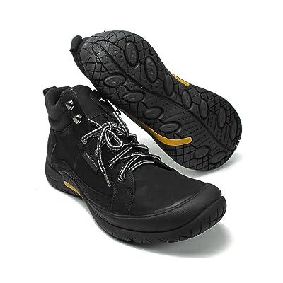 SOEADO Men's Waterproof Work Boots   Boots