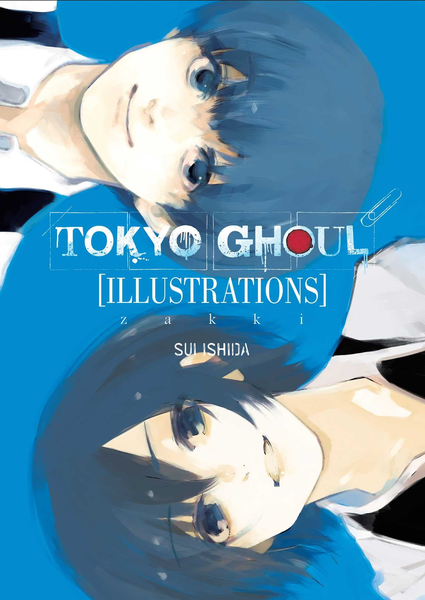 Tokyo Ghoul Illustrations Sui Ishida product image