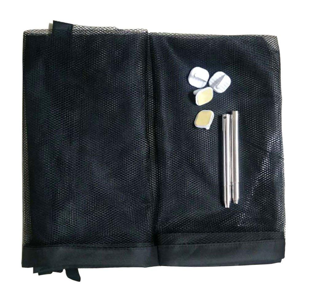 KIKIGOAL Magic Gate Portable Folding Safe Guard Install Anywhere,Animals Favorite Pet Retractable Safety Gate (110x72cm) by KIKIGOAL (Image #5)