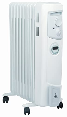 Dimplex 2 KW Electric Oil Filled Radiator with Timer