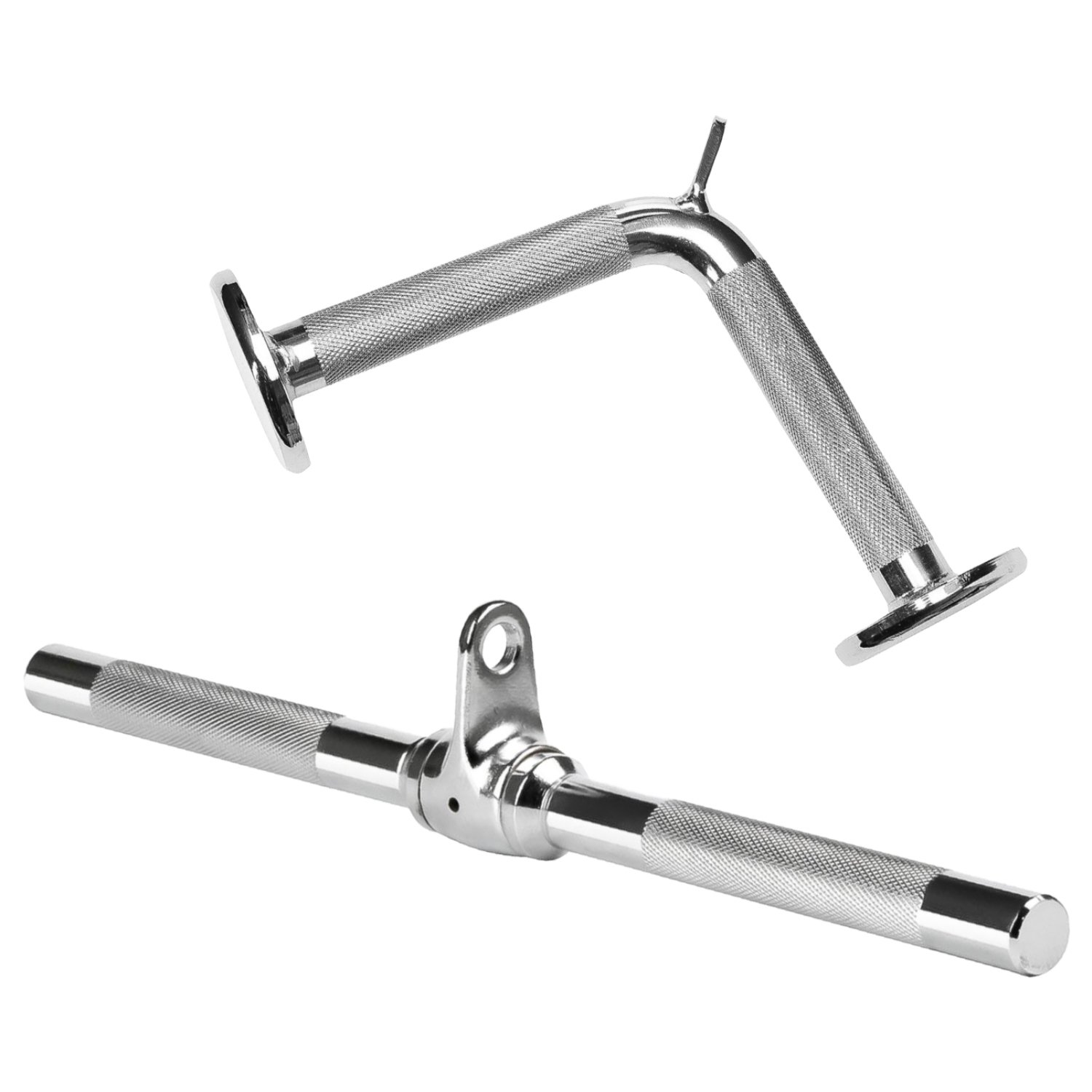 A2ZCARE Tricep V Shaped Press Down Bar (Rotating Bar + V-Shaped Bar) by A2ZCARE (Image #1)