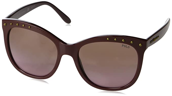 ca4a1fb131 Image Unavailable. Image not available for. Colour  Polo Ralph Lauren  Women s 0ph4140 Square Sunglasses ...