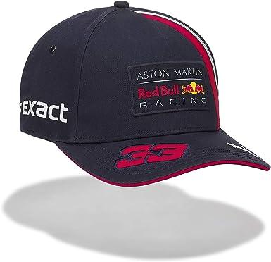 Red Bull Racing MAX Verstappen Driver Gorra, Azul Niños Talla ...