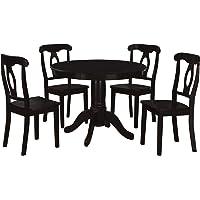 Aubrey DA7104B 5-Piece Dining Set
